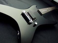 B.C.Rich日本公式サイト | Stealth Chuck Schuldiner Tribute