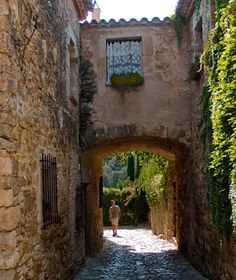 Ullastret, Cataluna Spain