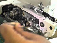 Cleaning Your Serger.  A FREE online article, guide and video tutorial, only at http://www.fashionsewingblog.com