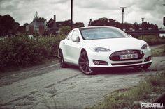 #Tesla #ModelS  #P85D