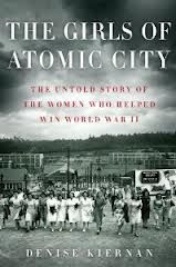 Alison's Pick. The Girls of Atomic City. By Denise Kiernan. To most of the world, Atomic City did not exist. Thousands of civilians, many of which were young women enticed by solid wages, toiled in hulking factories in the middle of the Appalachian Mountains. Few would guess the true nature of their tasks. Click the link below to search the Keller Public Library catalog for this Adult Non-fiction book, http://fwl.ipac.dynixasp.com/ipac20/ipac.jsp?profile=kpl#focus. Posted 3/13/13.