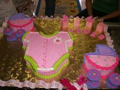 Sheily's Cake Sweet & Catering: Bizcocho de Baby Shower