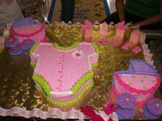 Sheily's Cake Sweet & Catering: Bizcocho de Baby Shower