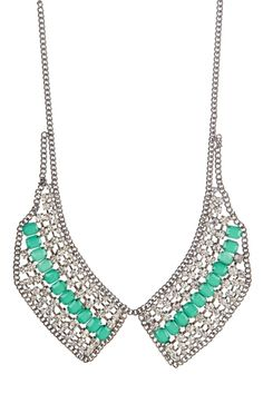 Jewel Collar Necklace from HauteLook on shop.CatalogSpree.com, your personal digital mall.