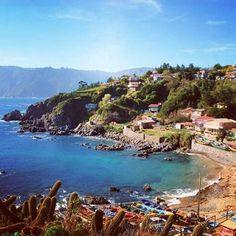 Quintay es una localidad costera de Chile situada en la cercanías de Valparaíso