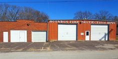 Commercial building in a high traffic area in town of Bourbon,MO. Building features two 14x12 overhead doors with access to large 50x70 garage area, perfect for a repair shop, storage building, gym, possibilities could be endless! Equipped with a large conference/meeting room, kitchen area, office, & plenty of storage spaces, & extra one car garage!
