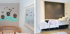 NYTT LIV: Du kan f� plass til mangt og meget om du har et innebygget klesskap eller en liten bod i huset ditt.