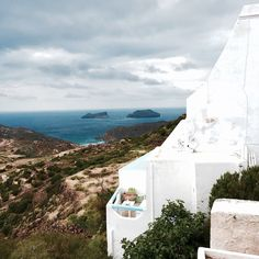 Cyclades. #greece #sifnos #travel #view #paradise #white
