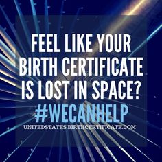 Misplaced your birth certificate from Tennessee? We can assist you in retrieving a new certified copy.#BirthRecords