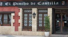Restaurante El Pincho de Castilla.