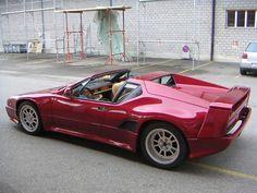1993 De Tomaso Pantera SI Targa