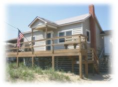 Welcome to Outer Banks Escape located in Kitty Hawk. Come and enjoy a beautiful, semi-oceanfront, pet friendly, one bedroom house located 150ft from the ocean. This adorable cottage is managed by the owner and ...