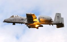 Cool fairchild republic a 10 thunderbolt ii image by Wymund Jacobson Military Jets, Military Aircraft, Military Humor, Military History, Air Fighter, Fighter Jets, A10 Warthog, Close Air Support, F4 Phantom