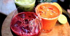 Bebida casera para #desintoxicar y quemar grasas