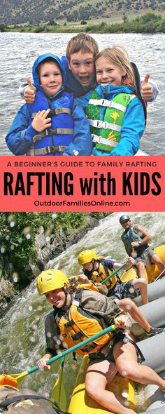 Summer is meant to be spent on the water, and what better way to explore and stay cool than river rafting with kids? Get the 411 on river rafting safety and fun.