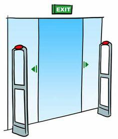 Beveiligingspoortjes, deur sluit automatisch?   http://itrack.nl/nl/onbemande-bibliotheek-zeeuws-vlaanderen.html