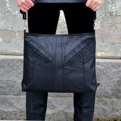 Rotsi zipper laukku, S-style | Weecos