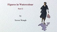 How to Paint Cows in Watecrolour Trevor Waugh - YouTube
