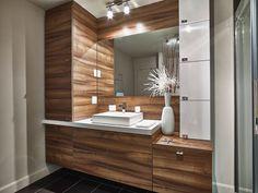 chambre contemporaine rustique - Recherche Google Bathroom Design Luxury, Bathroom Interior, Modern Bathroom, Bad Inspiration, Bathroom Inspiration, Romantic Bedroom Colors, Washbasin Design, Lavabo Design, Vanity Design