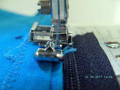 """Sabrina - Student Designer: """"Sewing Machine Presser Feet Cheat Sheet"""""""