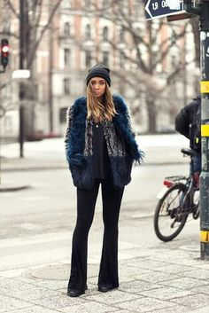 Winter look - Lisa Olsson