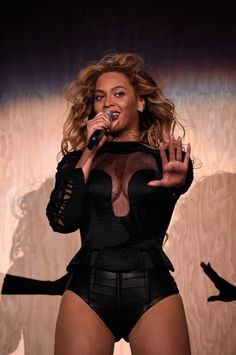 Beyonce (Photo: Kevin Mazur/Getty Images