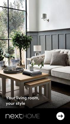 Home Room Design, House Design, Room Design, Home, Perfect Living Room, Snug Room, House Rooms, House Interior, Living Room Designs