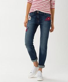 Collection of casual trousers and clothing from Germany Shakira, Indigo, Lady, Jeans, Fashion, Sportswear, Fall Winter, Moda, Fasion