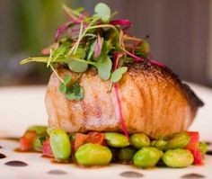 Thai Marinated Salmon Recipe   House & Home