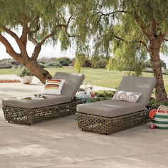 Montauk Lounger | west elm on sale for $559.99