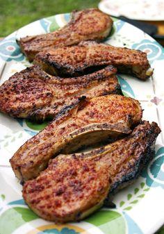 Aleppo-Rubbed Pork Ribs Recipes — Dishmaps