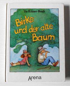 Birke und der alte Baum/ Ute Krämer-Busch