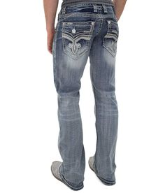 Rock Revival Mike Boot Jean - Men's Jeans | Buckle