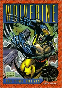 Wolverine (30 Years Gold Foil)