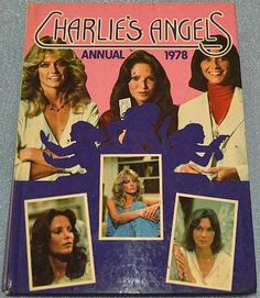 Charlie's Angels Annual 1978 can remember having this book,