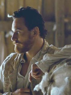Michael Fassbender in 12 Years a Slave, 2013. He played his part to perfection which made all of us hate him (his character). Kudos!