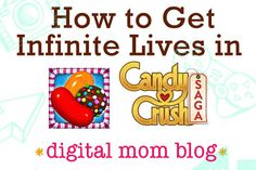 Candy Crush Saga Cheats – Get Infinite Lives