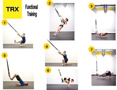 TRX exercises - I really want to take this class