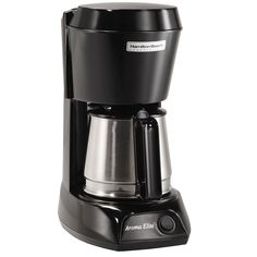 Capresso MT600 Coffee Maker w Stainless Steel Thermal Carafe