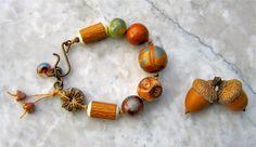 al fresco bracelet  . . . by marthasrubyacorn on Etsy, $49.00