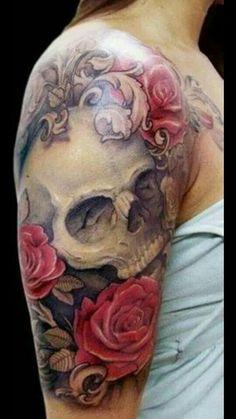 Sugar skull instead?