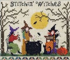 Stitching Witches