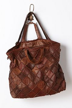 Patchwork Leather Bag Love The Look Of Just Not Price Why Does Anthropologie Cost