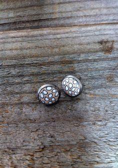 Polymer Clay Jewelry, Silver Rings, Jewelry Making, Stud Earrings, Australia, Jewellery, Handmade, Fimo, Jewels