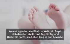 Glückwünsche zur Geburt: Die schönsten Zitate & Sprüche