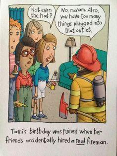 Lol fire funny                                                                                                                                                                                 More