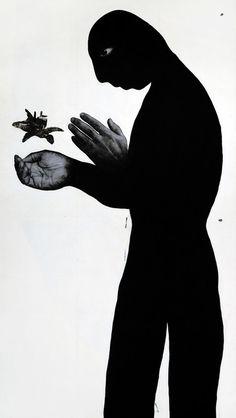 androphilia:    Elusive Beauty By Sadik Kwaish Alfraji, 2011