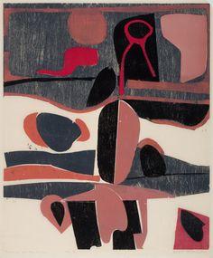 2009: Will Barnet Prints / Gerson Leiber Acuarelas | Leiber Collection