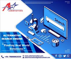 """""""The ultimate search engine... would understand exactly what you mean and give back exactly what you want."""" Visit: www.astarinnovation.com Contact: +91-7800002535 #DigitalMarketer #DigitalMarketingAgency #AStarInnovation #BrandBuildingService #Lucknow #AlternativeSearchEngine #Website #Marketing #Searching #SEO #Searchengine #Analytics Alternative Search Engines, Brand Building, Searching, Seo, Digital Marketing, Innovation, Engineering, Events, Website"""