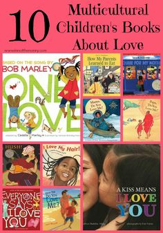 10 Valentines Day Multicultural Childrens Books About Love -I'm Not the Nanny